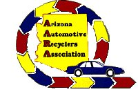 Member of the Arizona Automotive Recyclers Association