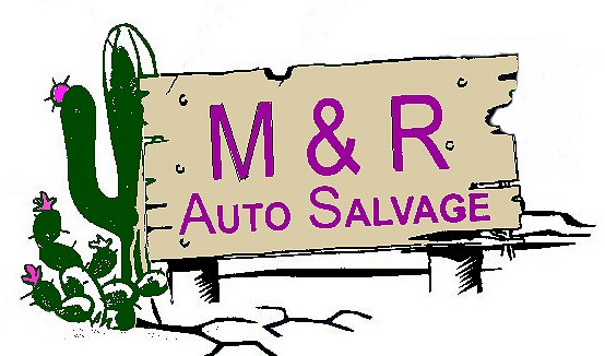 M&R Auto Salvage Specializes in High Quality Late Model  Parts